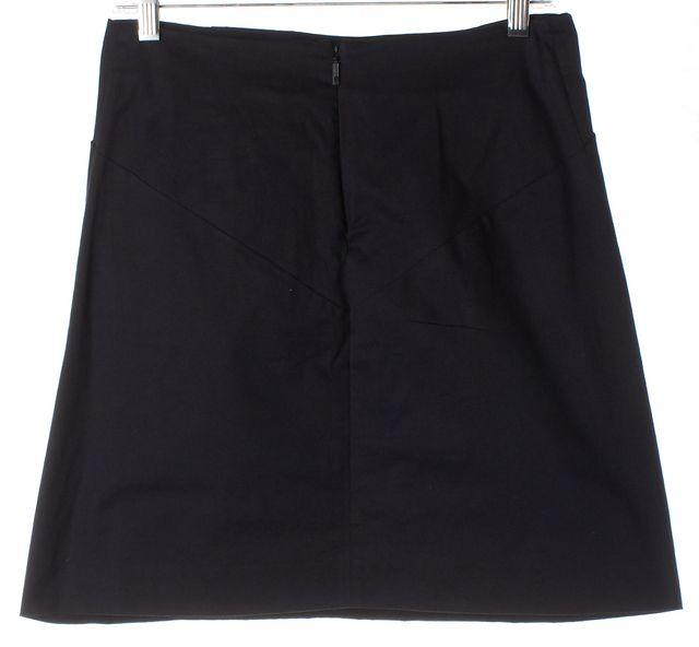 FENDI Black A-Line Skirt