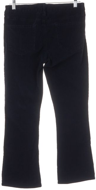 FRAME Deep Dive Blue Corduroys Pants