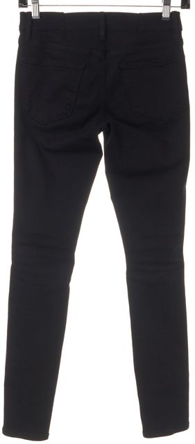 FRAME Black Le Skinny de Jeanne Skinny Jeans