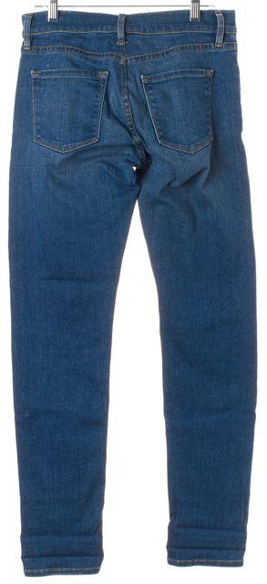 FRAME Blue Slim Fit Jeans