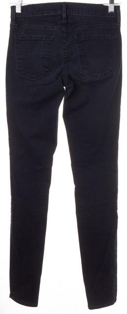 FRAME Blue Manor Avenue Dark Wash Denim Le Skinny de Jeanne Jeans