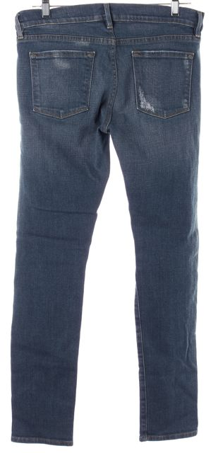 FRAME Blue Le Garcon Slim Fit Jeans