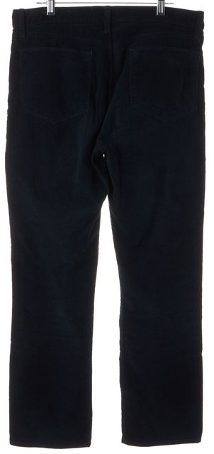 FRAME Spruce Green Cotton Le High Straight Corduroy Pants