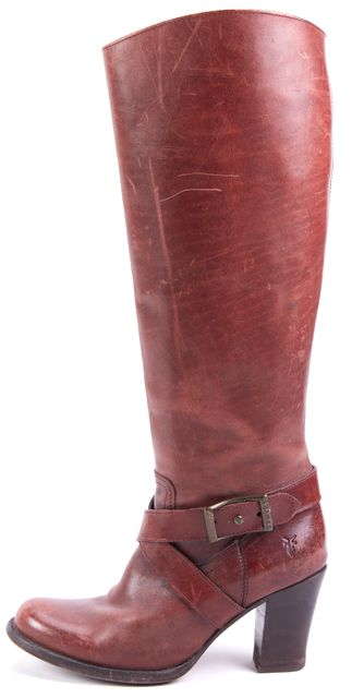 Sale Best Prices Pre-owned - Leather riding boots Rochas Cheap Sale For Sale Sale Buy Clearance Discounts Clearance Best Seller D4JtE3XC
