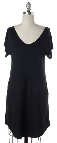 GIRL BY BAND OF OUTSIDERS Black Shift Dress