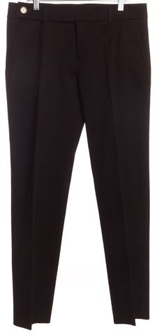 GUCCI Brown Casual Straight Leg Pants