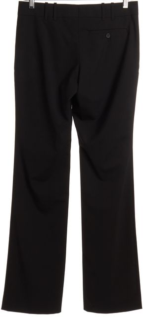 GUCCI Black Wool Dress Pants