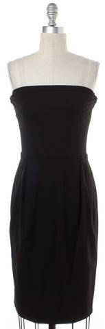 GUCCI Black Strapless Dress