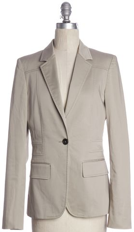 GUCCI Beige Basic Jacket