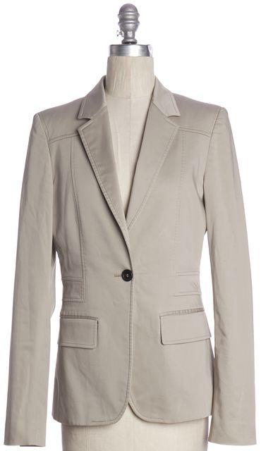 GUCCI Beige Basic Jacket