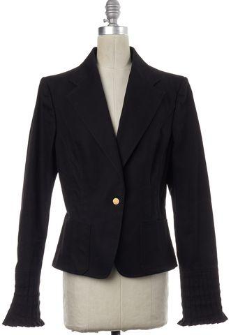 GUCCI Black Blazer Jacket