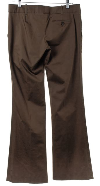 GUCCI Brown Dress Pants