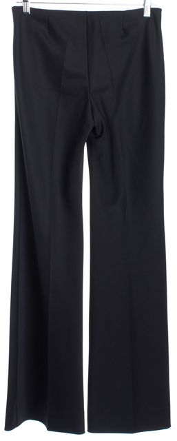 GUCCI Black Flare Dress Pants