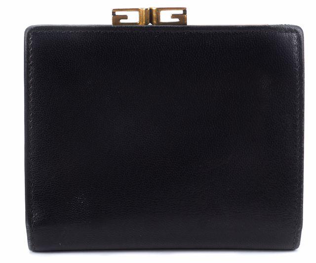 GUCCI Black Leather Mini Wallet