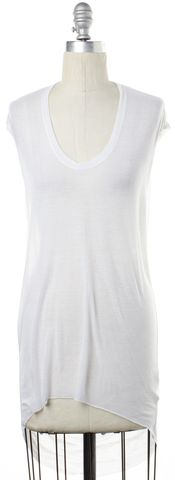 HELMUT LANG White Blouse Top