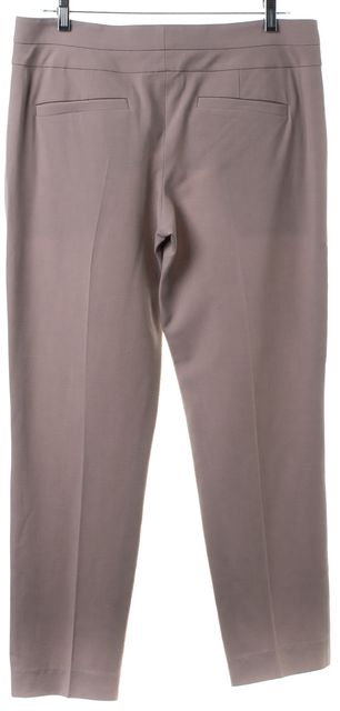HELMUT LANG Blush Pink Wool Trousers Pants