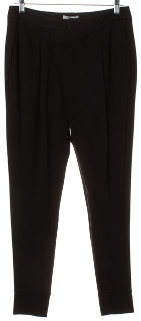HELMUT LANG Black Slim Pants