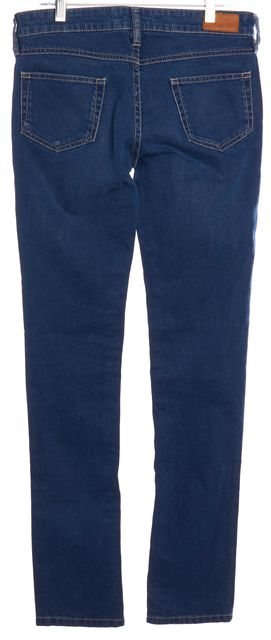 ISABEL MARANT Blue Medium Wash Skinny Jeans