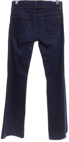J BRAND #72201 Blue Wide Leg Flare Jeans