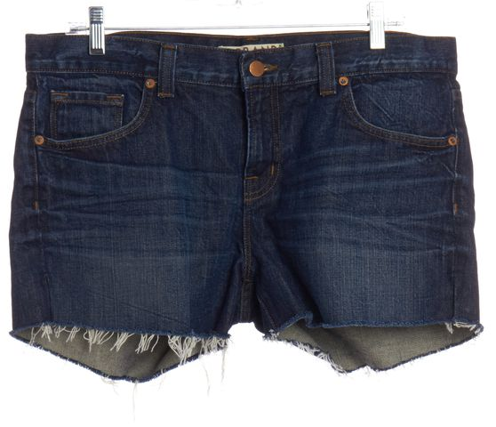J BRAND #1042O266 Blue Denim Shorts