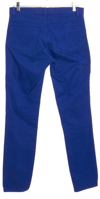 J BRAND #811K120 Royal Blue Brit Royal Casual Pants