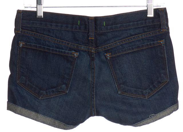 J BRAND Blue Denim Shorts