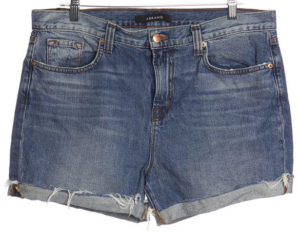 J BRAND #10750271 Blue Stellar Denim Shorts