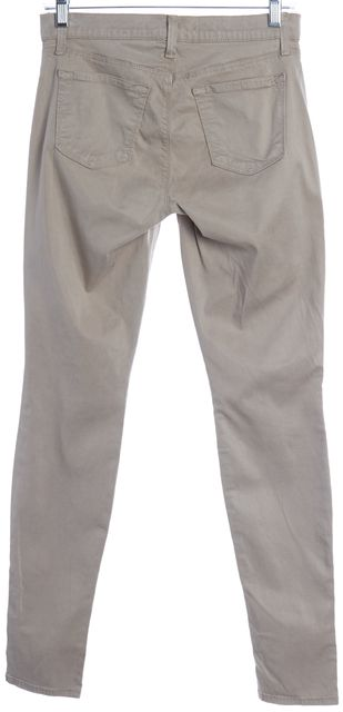 J BRAND Gray Super Skinny Casual Pants