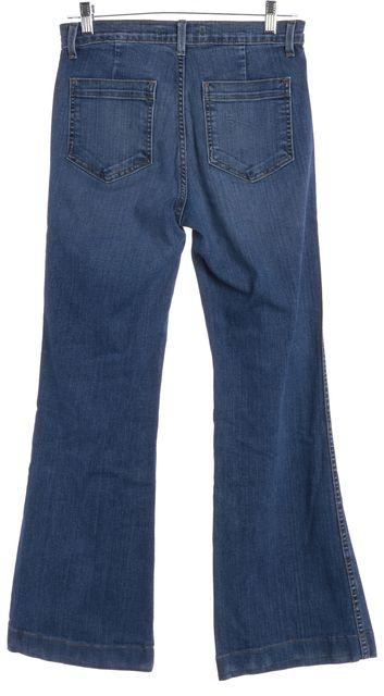 J BRAND #1277 Blue Flare Jeans