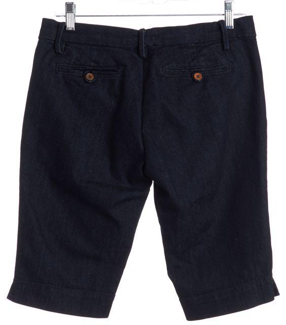 J BRAND #71412 Blue Denim Bermuda Shorts