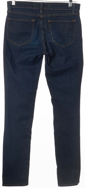 J BRAND Blue Skinny Leg Jeans