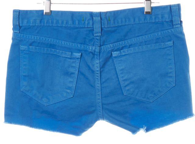 J BRAND #1046 Blue Bonnet Cut-Off Denim Shorts