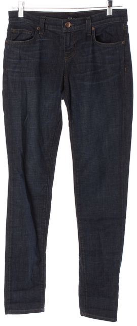 J BRAND #9037 Blue Paradise Midori Stretch Cotton Boyfriend Jeans