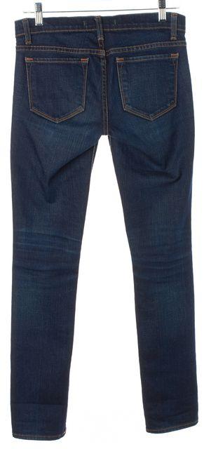 J BRAND #2912 Blue Ink Dark Wash Denim Petite Pencil Leg Skinny Jeans