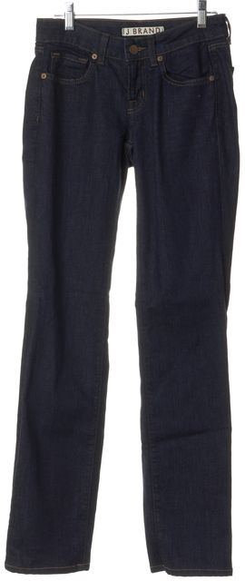 J BRAND #7014 Pure Blue Stretch Cotton Bombshell Boot Cut Jeans