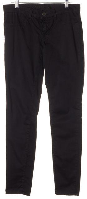 J BRAND #901J601 Black Cotton Skinny Stretch Leggings Pants