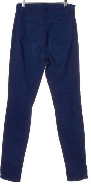 J BRAND #2311 Blueberry Blue Maria Skinny Jeans