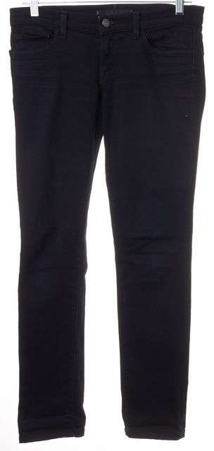 J BRAND #912 Black Shadow Pencil Leg Skinny Jeans
