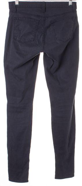 J BRAND Gray Chrome Super Skinny Leggings Jeans