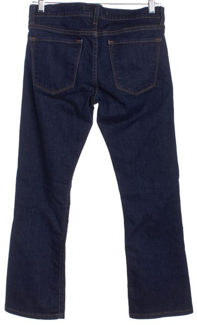 J BRAND Blue Cropped Jeans