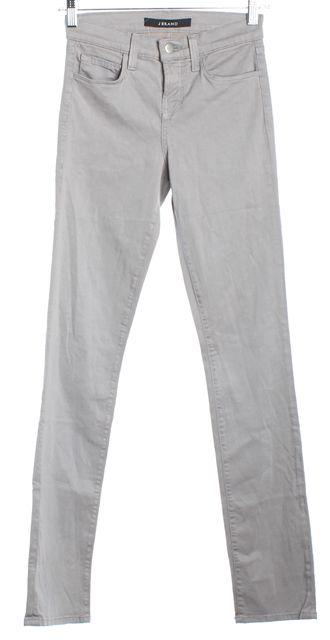 J BRAND Gray Limestone Casual Pants