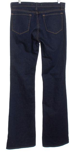 J BRAND Blue Flare Leg Boot Cut Jeans