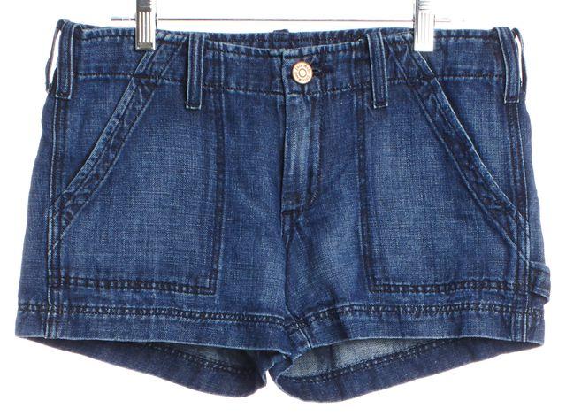 JOIE Blue Denim Shorts