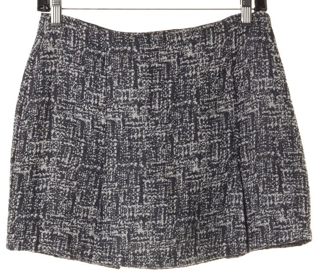 JOIE Gray Caviar Tabby Skirt