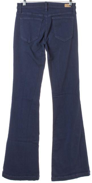 JOIE Steel Blue Flare Bottom Jeans