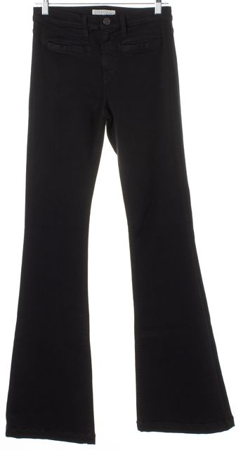 JOIE Black Flare Bottom Jeans
