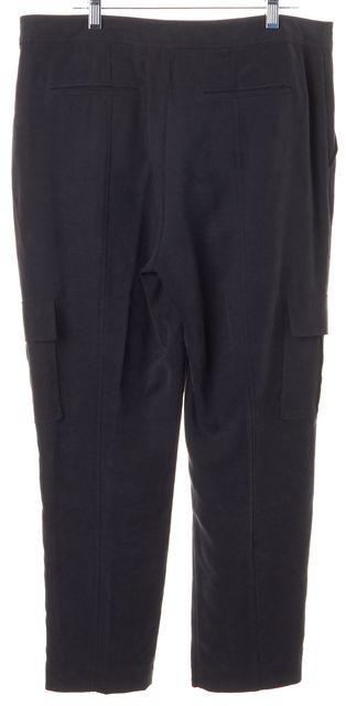 JOIE Slate Gray Tencel Cargo Style Casual Pants