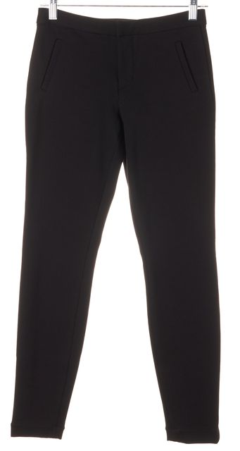 JOIE Black Stretch Casual Legging Pants