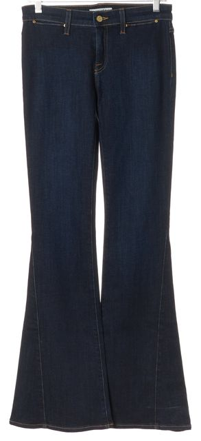 JOIE Dark Wash Blue Flare Jeans