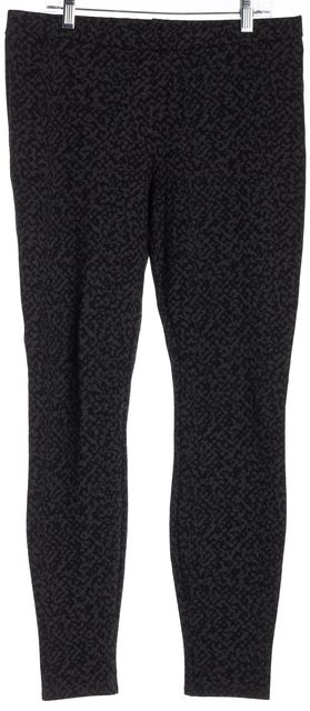 JOIE Heather Charcoal Grey Keena Casual Elasticized Pull On Leggings